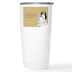 Doggie Style Travel Mug