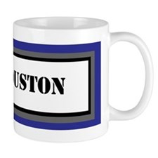 USS Houston Mug
