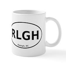 Raleigh, NC Euro Mug