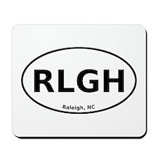 Raleigh, NC Euro Mousepad