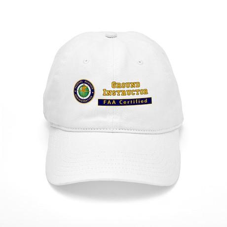 FAA Certified Ground Instructor Cap
