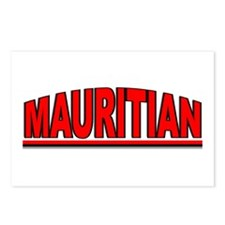"""""""Mauritian"""" Postcards (Package of 8)"""