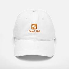 Feed Me Baseball Baseball Cap