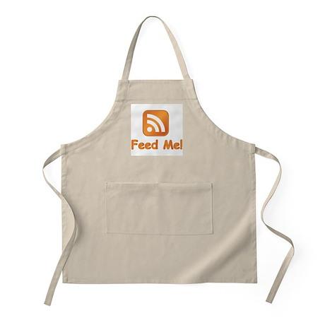 Feed Me BBQ Apron