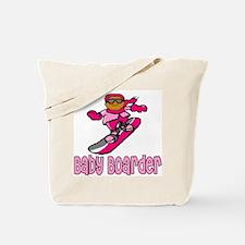 Baby Boarder Hannah Tote Bag
