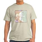 A Gorgeous Grandma Is... Light T-Shirt