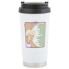 A Gorgeous Grandma Is... Travel Mug