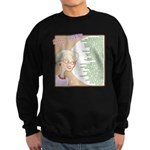 A Gorgeous Grandma Is... Sweatshirt (dark)