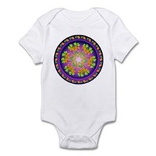 Nature Mandala Infant Bodysuit