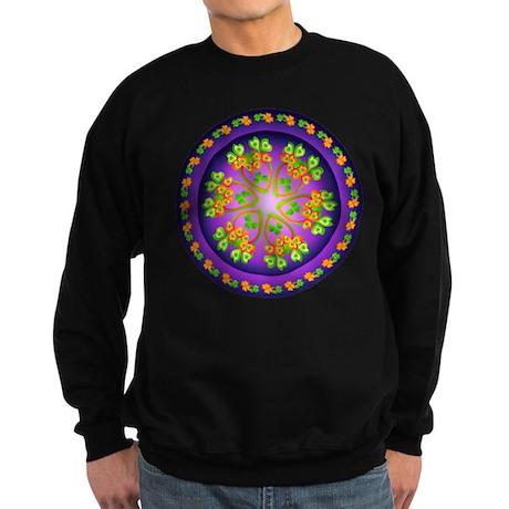 Nature Mandala Sweatshirt (dark)