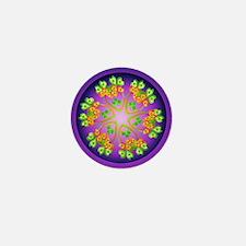 Nature Mandala Mini Button (100 pack)