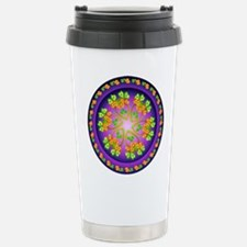 Nature Mandala Travel Mug