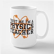 Physics Teacher Mug