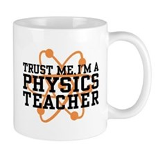 Physics Teacher Mug