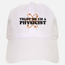Physicist Baseball Baseball Cap