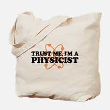 Physicist Tote Bag