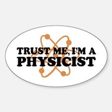 Physicist Decal