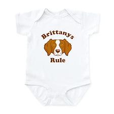 Brittanys Rule Onesie
