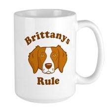 Brittanys Rule Mug