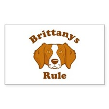Brittanys Rule Decal
