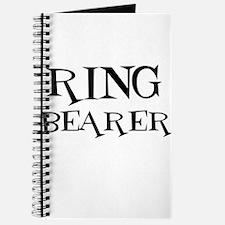 Ring Bearer Loungy Journal
