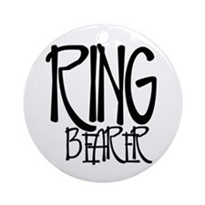 Ring Bearer Fab 50s Ornament (Round)