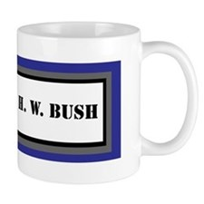 USS George H. W. Bush Mug