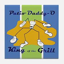 Patio Daddy-O Tile Coaster