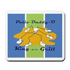 Patio Daddy-O Mousepad
