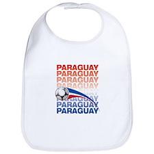 PARAGUAY SOCCER Bib