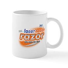laser tazer razor Mug