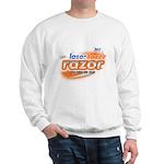 laser tazer razor Sweatshirt