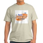 laser tazer razor Light T-Shirt