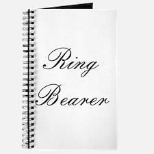 Ring Bearer Embassy Formal Journal