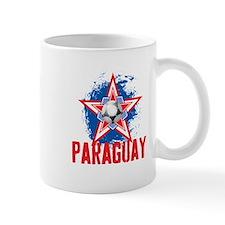 paraguay star Mug