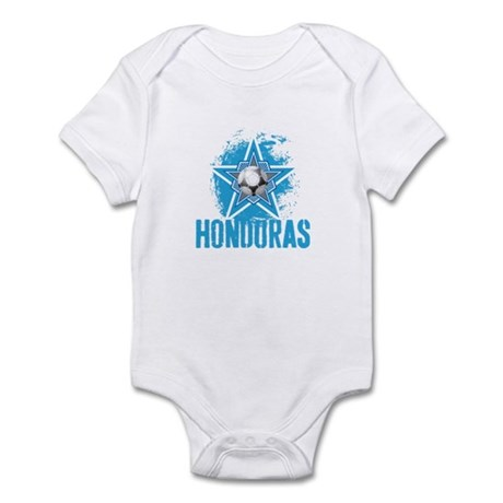 HONDURAS STAR Infant Bodysuit