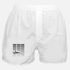 NEW ZEALAND SOCCER Boxer Shorts