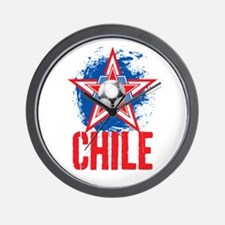 CHILE SOCCER Wall Clock