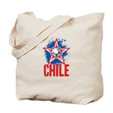 CHILE SOCCER Tote Bag