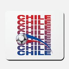 CHILE SOCCER Mousepad
