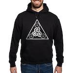 Galactic Progress Institute Emblem Hoodie (dark)