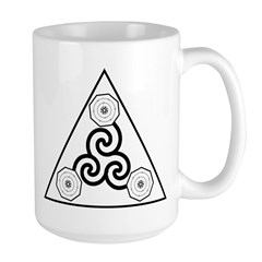 Galactic Progress Institute Emblem Large Mug
