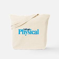 Physical Tote Bag