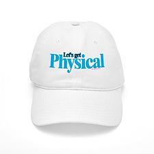 Physical Baseball Cap