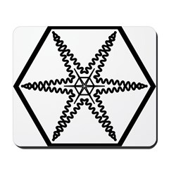 Galactic Institute of Civilized War Mousepad