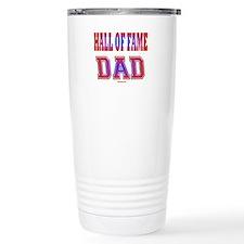 Hall of Fame Father's Day Travel Mug
