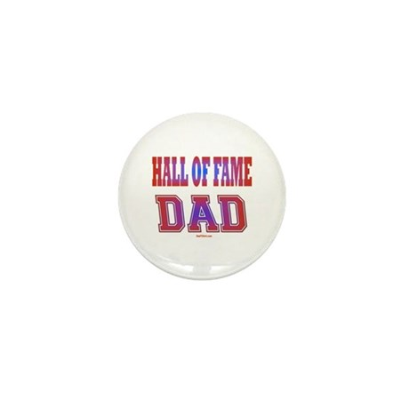 Hall of Fame Father's Day Mini Button (10 pack)