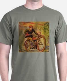 Tom Swift Motorcycle T-Shirt