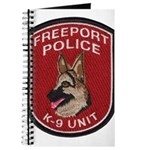 Freeport Police K9 Journal