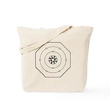 Universal Oxygen Symbol Tote Bag